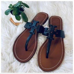 TORY BURCH Moore Leather Sandals